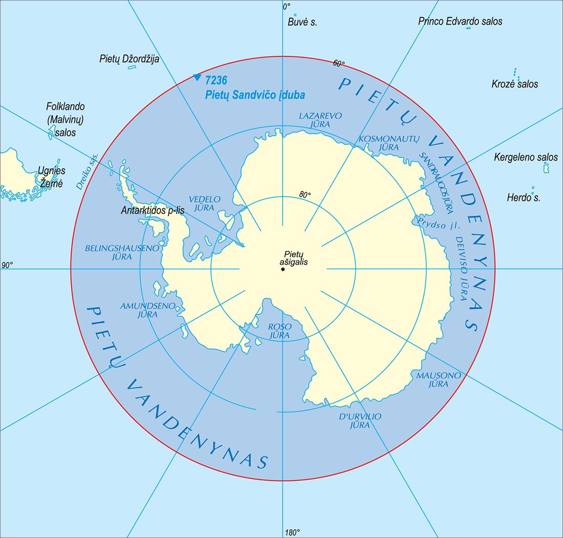 Pietu vandenynas